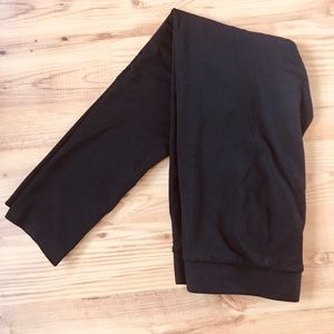 Vince Camuto black structured leggings size XS 2-4